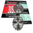 DUOTOOL TOOLMASTER CIRCULAR SAW BLADES TCT WOOD CUTTING USUALLY £20 UPWARDS