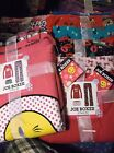 New Joe Boxer Pajamas Womens 3 Piece Sets Use Drop Boxes Motif Size