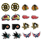 post stud earring charm NHL PICK YOUR TEAM $7.25 USD on eBay