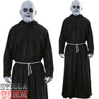 Men's Official Uncle Fester Addams Family Halloween Fancy Dress Costume