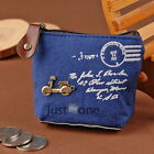 New Lady Girl Vintage Retro Coin Wallet Vogue Classic Canvas Bag Purse Pouch Hot
