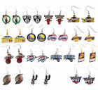 earring dangle charm NBA PICK YOUR TEAM on eBay