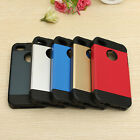 Hybrid Silicone Armour Workman Heavy Duty Shockproof Case For iPhone 4 4S