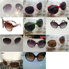 ab060m09 Fashion Women's UV Protected Classic Retro Vintage Sunglasses Shades