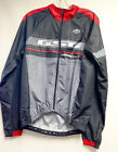 Team CYCLING Wind Jacket (Red/Black) Made in Italy by GSG