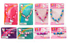 **HELLO KITTY Accessory NECKLACE or BRACELET Large Round Bead+Charm *YOU CHOOSE*