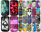ZTE Midnight Z768G Rubberized HARD Protector Case Phone Cover +Screen Guard