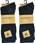 6 Pairs of Mens Cotton Rich Socks Poly Cotton 6-11