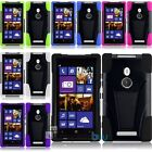For Nokia Lumia 925 T-Stand Phone Cover Case