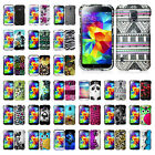 Multiple Patterns Hard Skin Case Cover Shell For Samsung Galaxy S5 Active