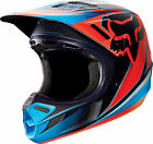 NEW 2015 FOX RACING V4 RACE MX DIRTBIKE MOTOCROSS HELMET W/MIPS RED ALL SIZES