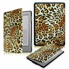"Slim Pattern Smart Magnetic Cover Case for Kindle 5 & Kindle 4 6"" E Ink Display"