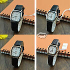 New Fashion Mens Ladies Watch Analog Leather Band Quartz Couple Wrist Watch Gift