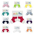 SOCK ONS KEEP BABY SOCKS ON FEET - BRAND NEW, ALL SIZES