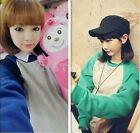Fashion Womens Long Sleeves Patched Shoulder Casual Hoodie Coat Pullover MPH