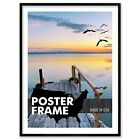 20 x 28 - Picture Poster Frame - Profile #93, Select Color, Lens, Backing