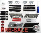 Saddlebag Lid Hardware Latches Install Covers Reflectors for Harley Hard Bags