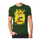 """IT'S ONLY PAIN - 500m TO GO"" Royal Marine Commando Endurance Course T Shirt"