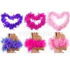 2M Fashion Feather Boa Fluffy Strip Party Decoration Fancy Costume Dressup Prop