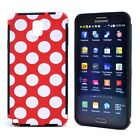 Polka Dot Phone Case High Quality Plastic Cover for Samsung Galaxy Note 3 Three