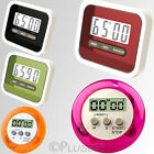Magnetic Digital LCD Kitchen Buzzer Timer & Countdown Stop Watch Cooking Clock