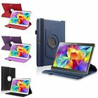 """FOR SAMSUNG GALAXY TAB S 10.5"""" (T800/T805) 360 ROTATING CASE COVER"""
