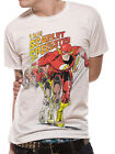 Official The Flash (Scarlet Speedster) T-shirt - All sizes