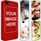Full Wrap Personalised Back Case For iPhone 4 4s 5 5C 5S iPod 4th & 5th Gen