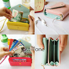 Fashion Candy Sweet Women Girls Ladies Wallet Purse Phone Money Cards Slots Bags