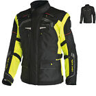 RICHA INFINITY WATERPROOF D3O CE ARMOUR 3 IN 1 VENTED TOURING MOTORCYCLE JACKET
