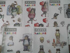 2 x A4 Non Die Cut Cardmaking Decoupage Sheet Tipsy Adults Various Designs