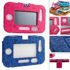 Kids Leather Book Style Wallet Case with Stand for vTech InnoTab 3S Plus Tablet