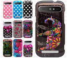 Boost Mobile ZTE Warp Sync N9515 HARD Protector Case Phone Cover Accessory