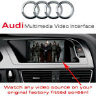 AUDI A5, Q5, A4 B8 Car Multimedia Video Interface With iPhone Android Mirroring