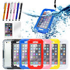"""Waterproof Durable Shockproof Cover Skin Case For iPhone 6 6 Plus 4.7"""" 5.5"""" New"""