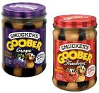 Smucker's Goober Jelly and Peanut Butter 2 ~ 18 oz. Jars