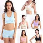 Hot Yoga Running Gathered Removable Padded No Sign None Wired Shapewear Bra