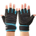Weight Lifting Training Fitness Workout Wrist Wrap Exercise Gloves New Favored
