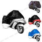 XL 2XL 3XL Outdoor Waterproof Motorcycle Bike Scooter Rain Dust Protector Cover