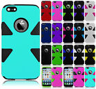 For Apple iPhone 6 4.7 IMPACT TUFF HYBRID Hard Case Phone Cover Accessory