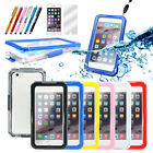 """New Case For iPhone 6+ Plus 5.5"""" Waterproof Snow Durable Shockproof Cover Skin"""