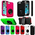 For Apple iPhone 6 Plus/ iPhone 6 Impact Shockproof Case Holster Belt Clip Cover