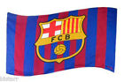 FC BARCELONA BODY FLAG LARGE 5 x 3ft OFFICIAL LICENSED FOOTBALL GIFT CREST BARCA