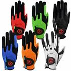 2014 Zero Friction Compression-Fit Performance Mens Golf Gloves One Size