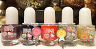 *HELLO KITTY by SANRIO Mini SCENTED Nail Polish w/GLITTER * YOU CHOOSE * 2/3