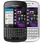 Unlocked Blackberry Q10 Verizon Wireless 16GB RIM WiFi 8MP Camera Cell Phone