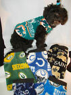Nfl Team Size Xsmall Dog Fleece Shirt, Vest More Styles &sizes In My E-bay Store