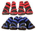 BOOTS Waterproof Repellent Pet Dog Shoes Booties Protective All Weather