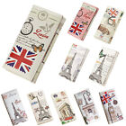 Women Lady's Design Printing PU Leather Purse Clutch Wallet  Bag Card Holder