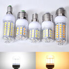 E27 E14 5W 7W 15W Warm Cool White SMD 5050 Led Bright Light Bulb Corn Lamp